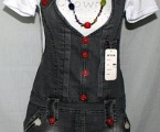 Dress Jeans Chibi Abu