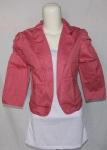 Baju Blazer Wanita Pink